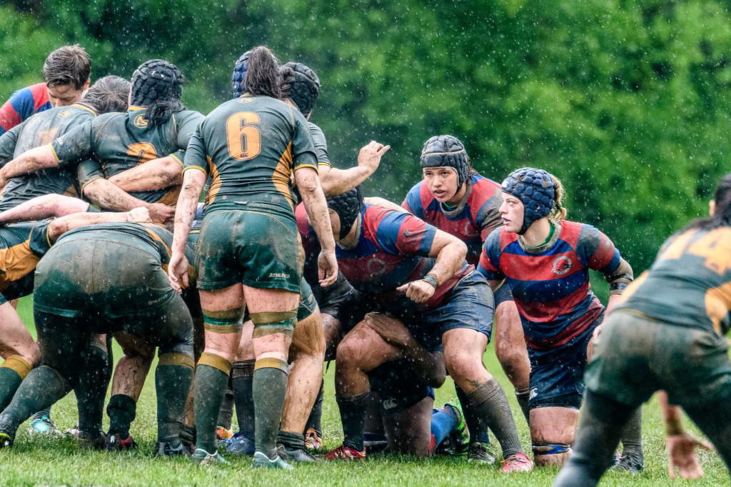 Beantown vs Chicago scrum
